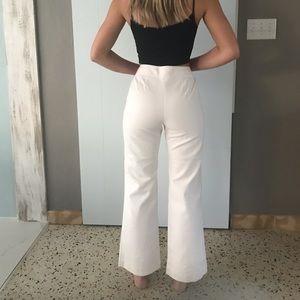 Pants - Anne Taylor off-white pants